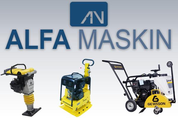 Alfa Maskin